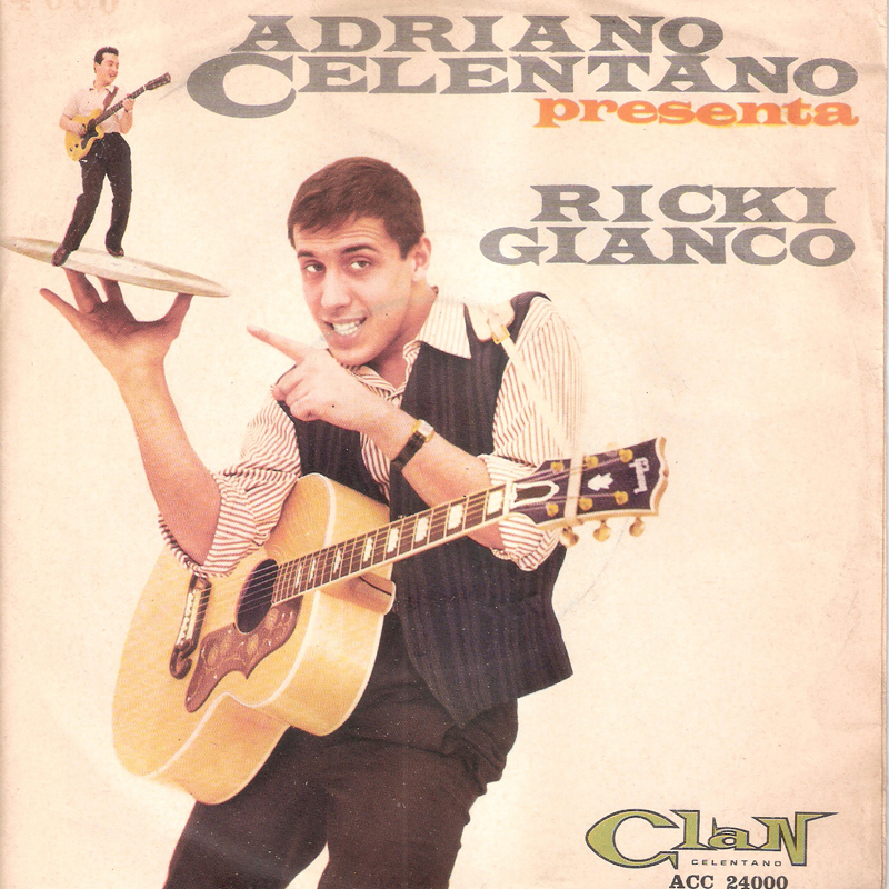 30 - Il Clan presenta Ricki Gianco
